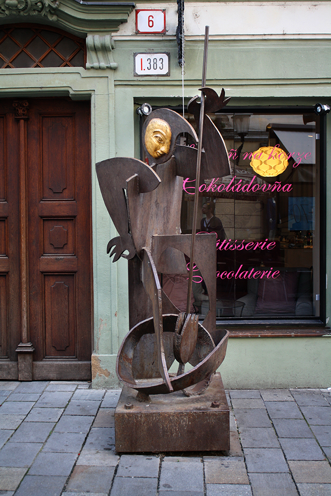 Le Chocolatier Bizzarre by DamaInNero