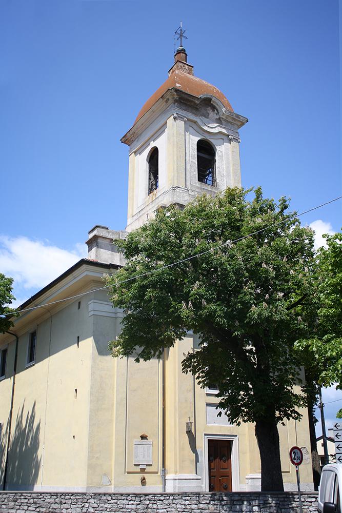 San Bartolomeo Church by DamaInNero