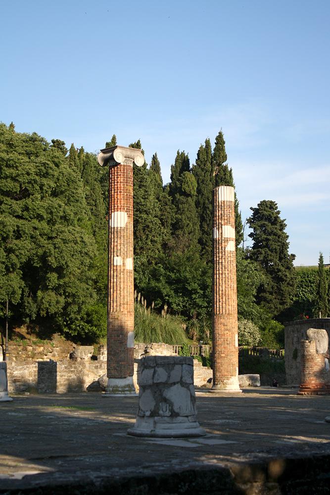 Ancient Tergeste by DamaInNero