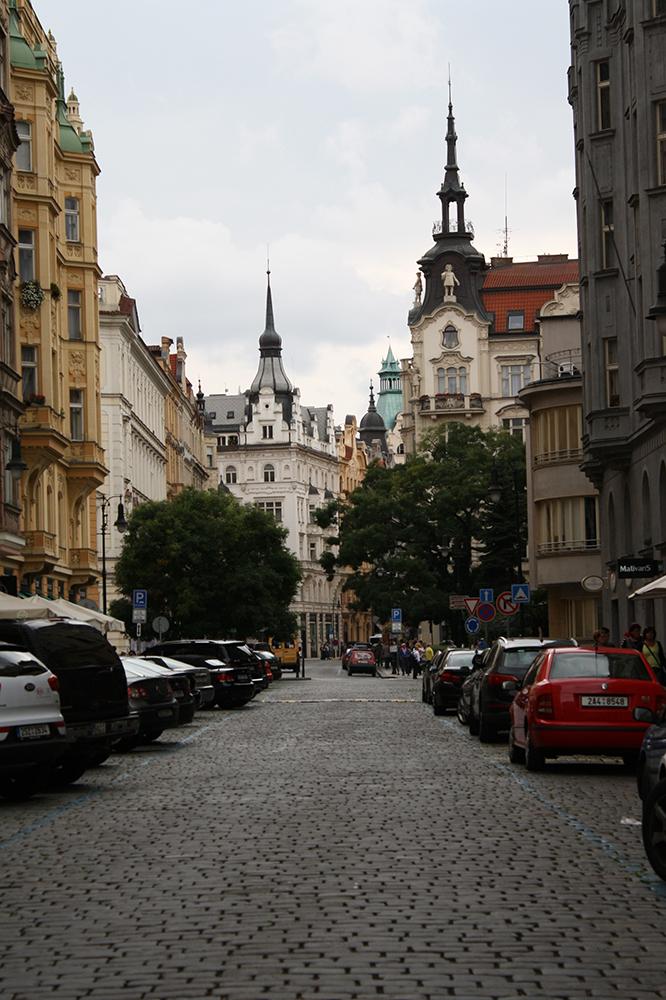 Old Street by DamaInNero
