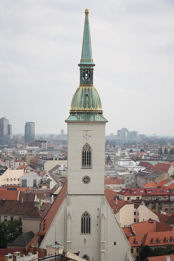 The Beauty of Bratislava I by DamaInNero