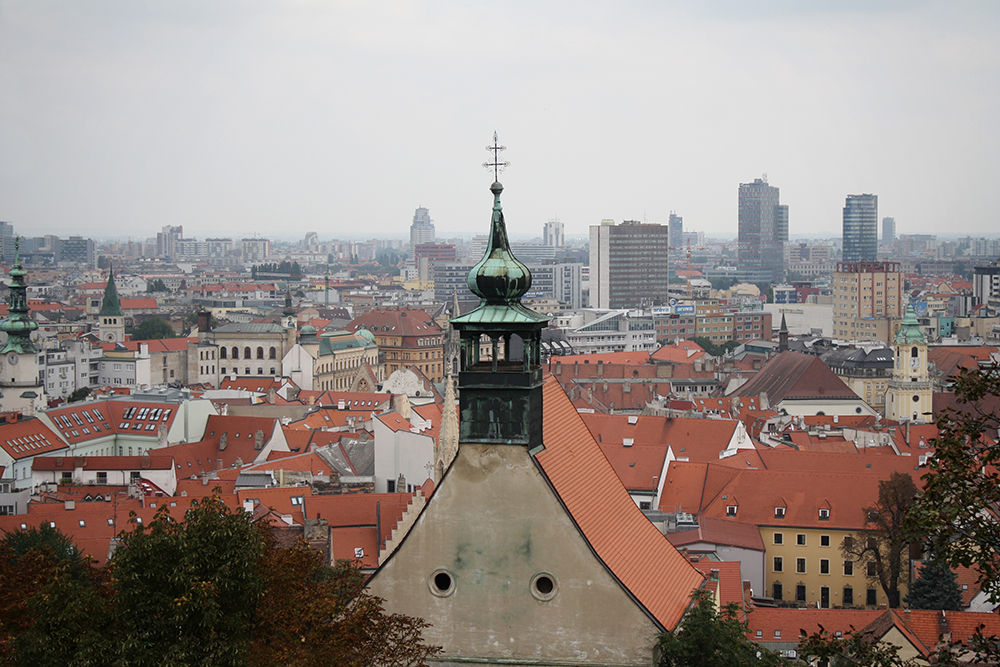 The Beauty of Bratislava II by DamaInNero