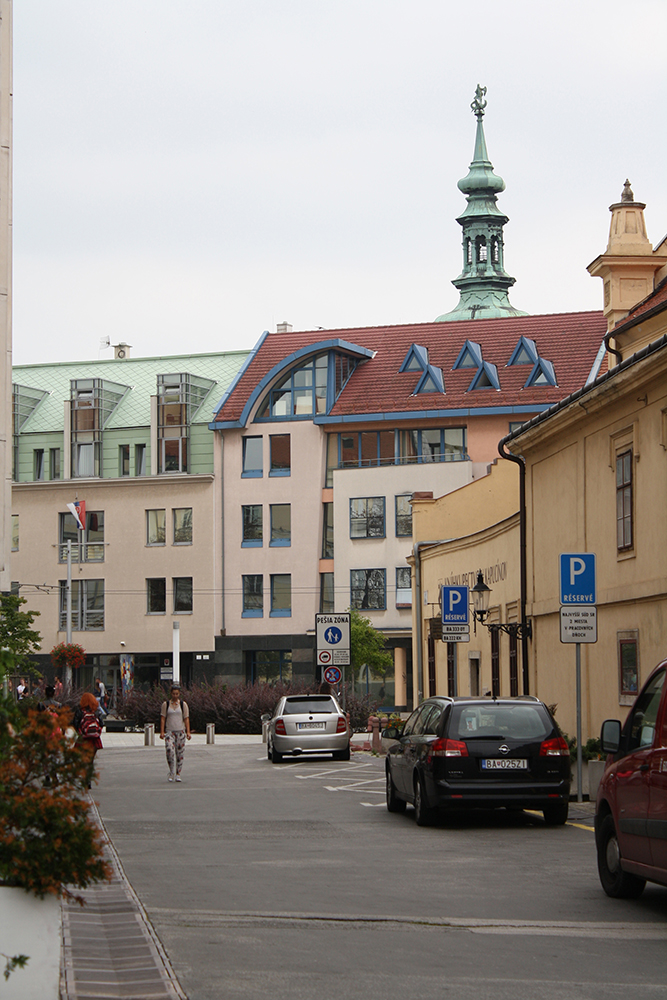 Blue Sparks In Bratislava by DamaInNero