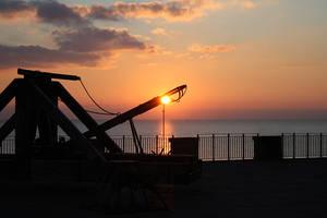 52 Sunsets In Alghero: Week 11 by DamaInNero
