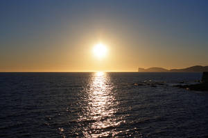 52 Sunsets In Alghero: Week 12 by DamaInNero