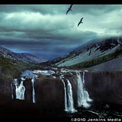 Waterfall Landscape Manip by jenkins08
