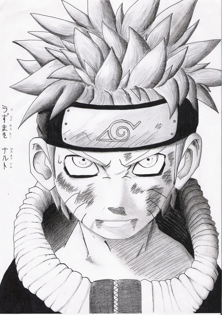 Naruto by Etchu