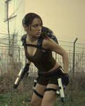 Lara Croft TR underworld by illyne
