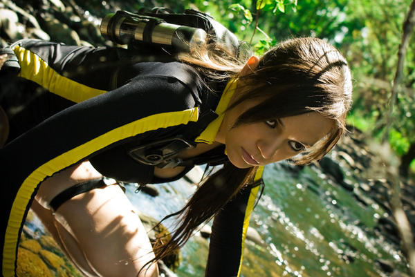 cosplay TRU wetsuit 3 by illyne