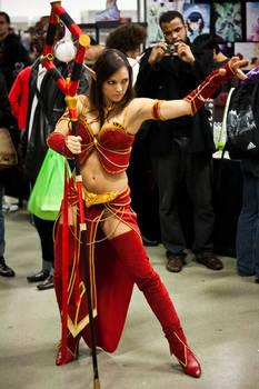 cosplay blood elf 1