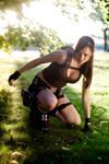 Lara Croft par Charly