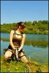 Lara Underworld..