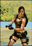Lara Underworld....