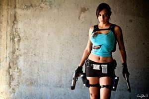 Lara Croft 3 by illyne