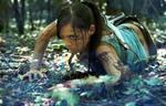 Lara is born...