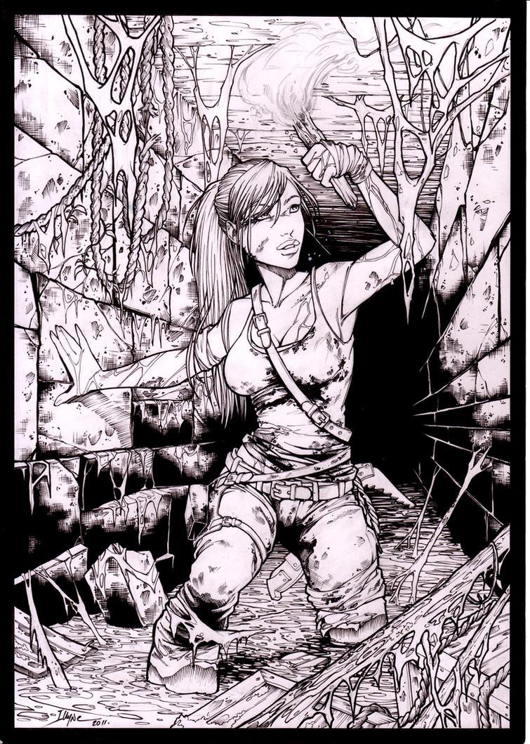 Lara Reborn by illyne