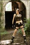 Lara Underworld by JL Valdenaire