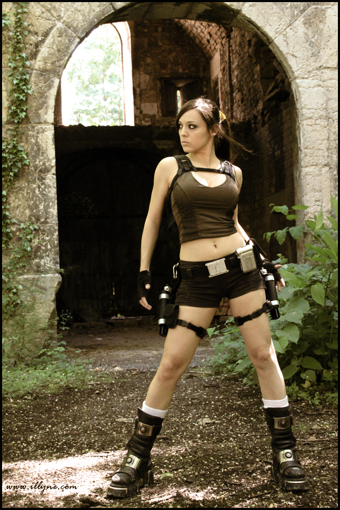 Lara Underworld by JL Valdenaire by illyne