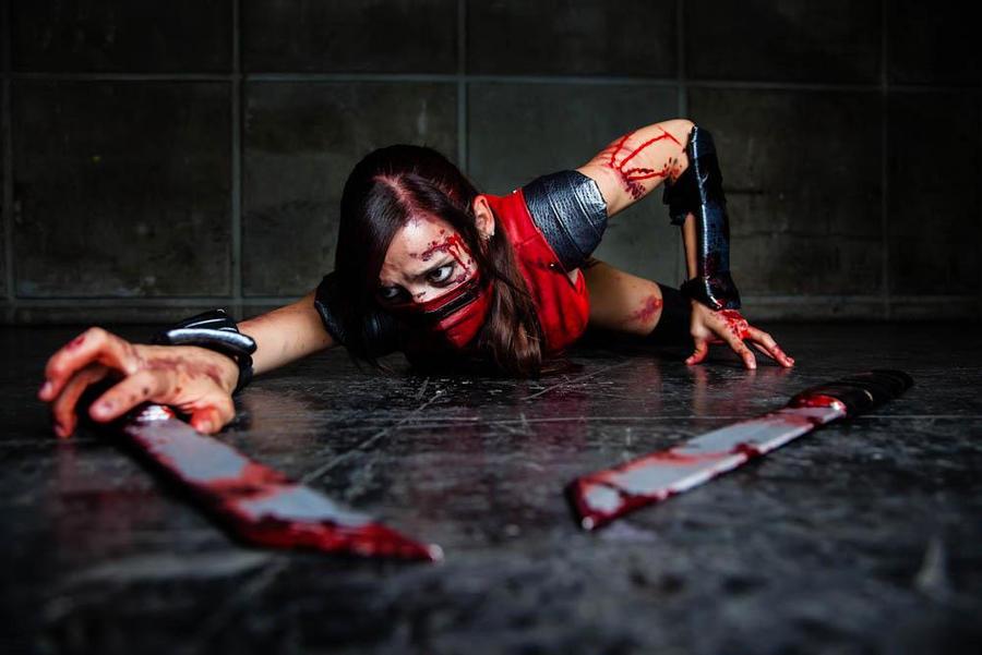 Skarlett death? by illyne