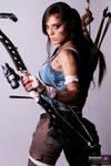 Lara Croft Tomb Raider Reborn ( japan Expo 3013 )