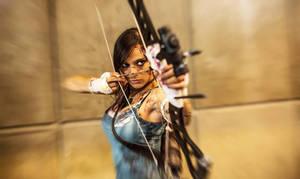 Lara Croft Tomb Raider Reborn ( japan Expo 2013 )