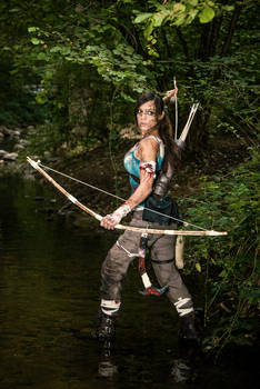 Tomb Raider Reborn ( by N8e cosplay photography )