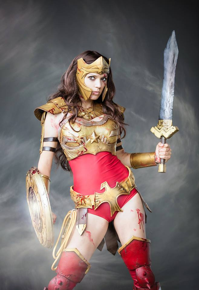 Wonder Woman (injustice) by illyne