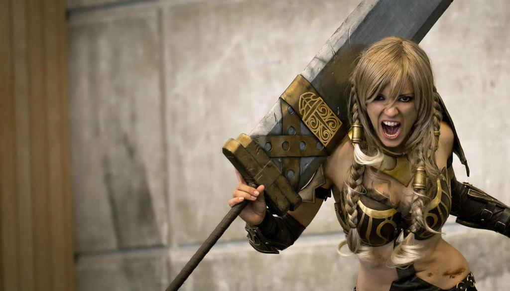 Jora Guild Wars by illyne