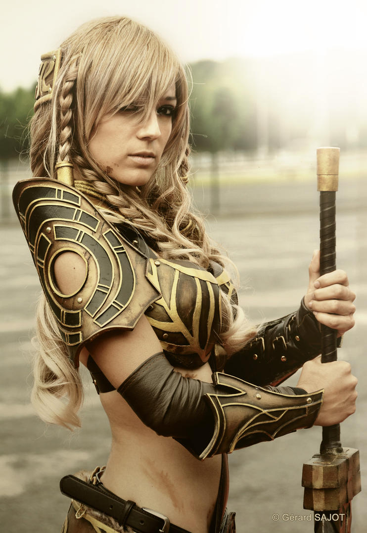 Jora Guild Wars Cosplay by illyne