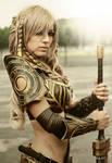 Jora Guild Wars Cosplay
