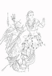 ALOY WIP by illyne