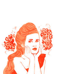 Holland Roland Red