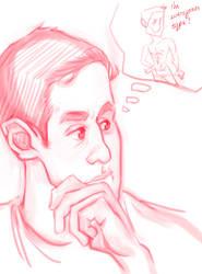 Danny doodle by y-u-m-e