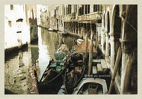 Per le vie di Venezia
