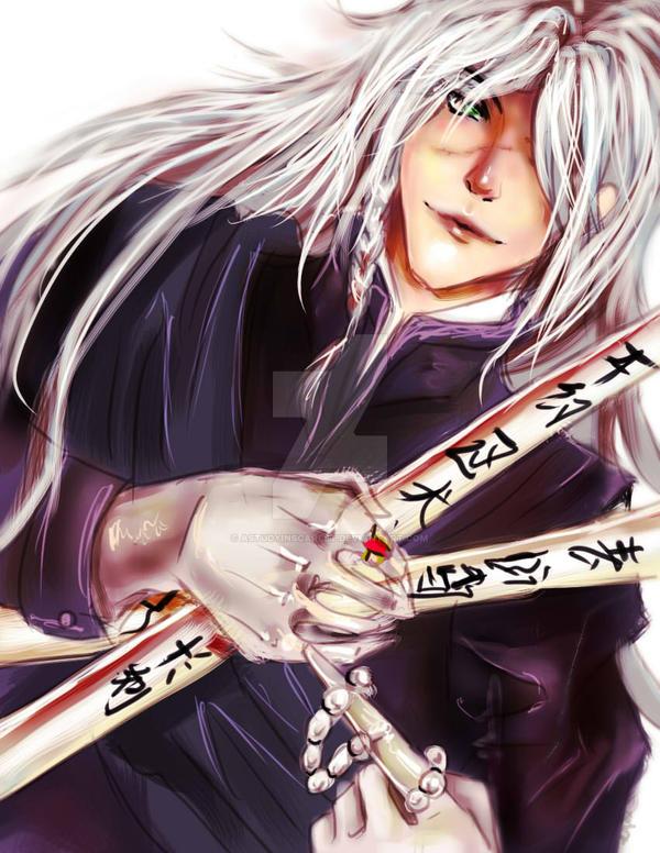 Undertaker v2 -Kuroshitsuji- by AStudyInScarlet