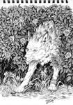 Spiky Beggar - SOLD
