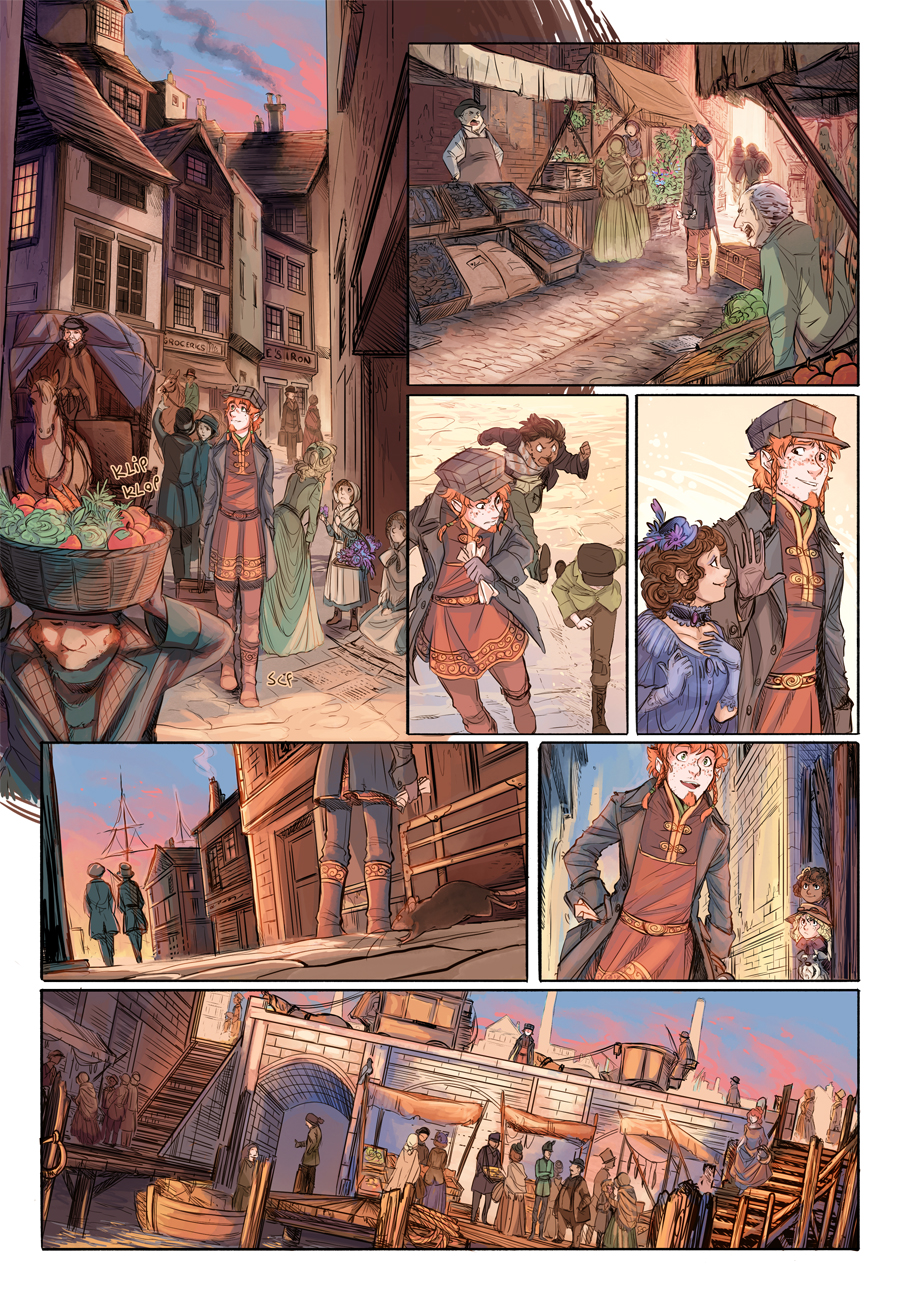 Tistow: Page 9 by ElliPuukangas