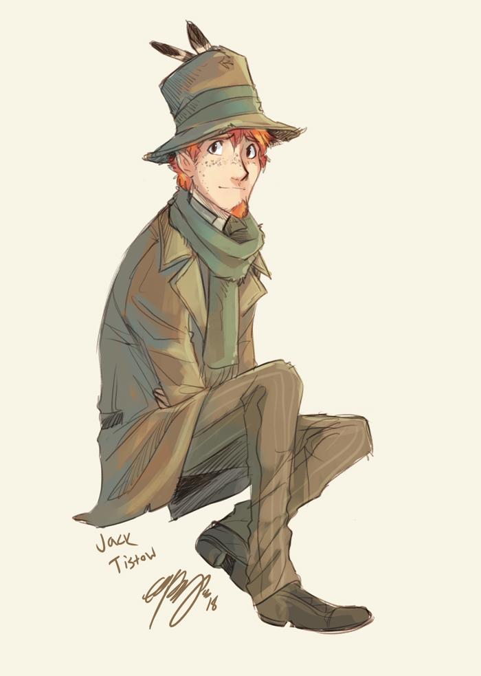 Jackie boy by ElliPuukangas