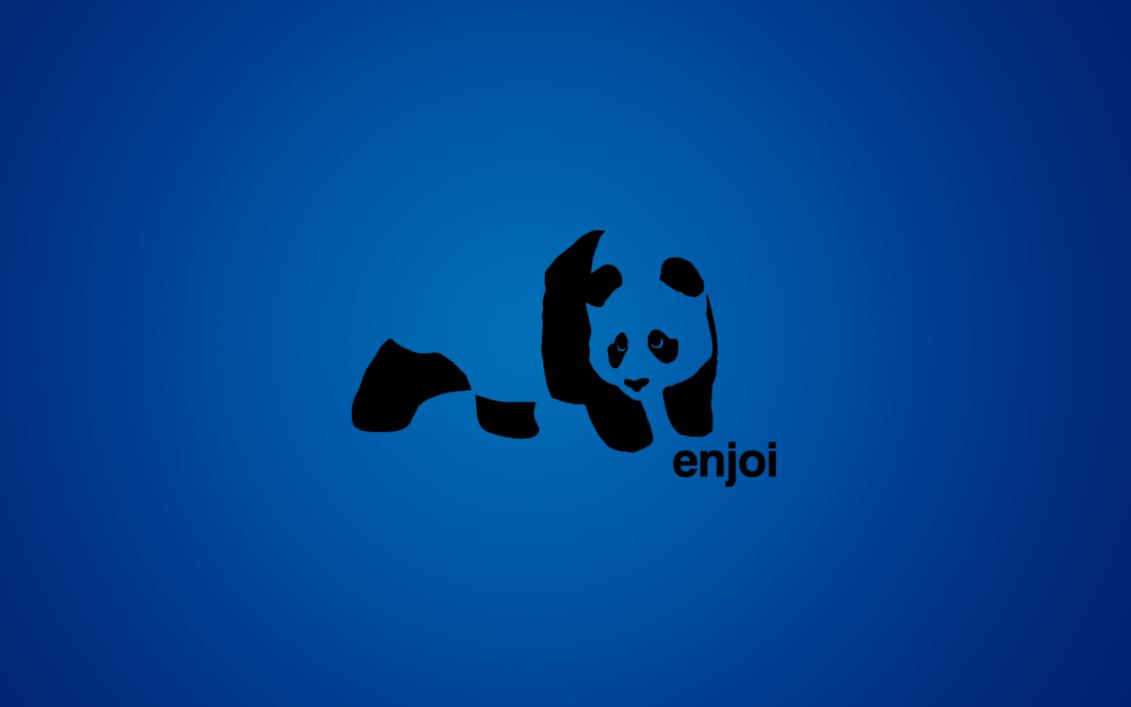 pin enjoi panda wallpaper wwwahoodiecom on pinterest