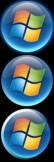 Huge Windows 7 Start Orb by Mastiurcheef