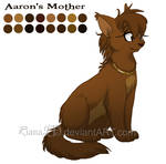 Aarons Mom::. Color Reference