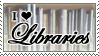 I :heart: Libraries by ArtByRiana