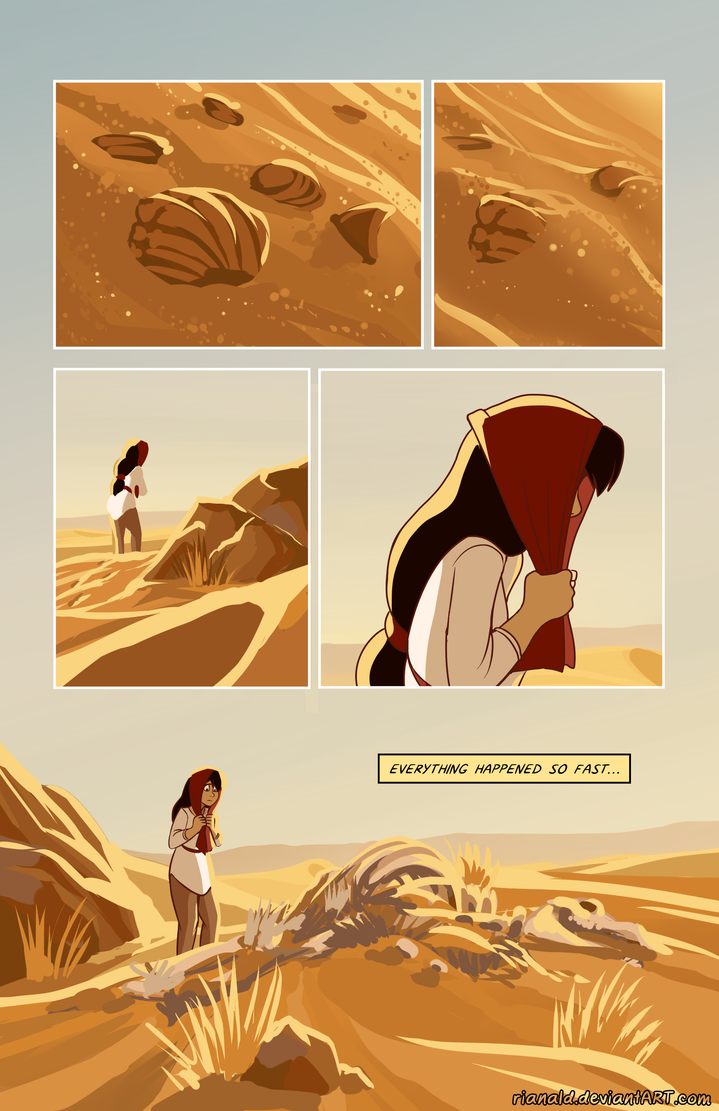 Suihira: Teaser Page 2 by RianaLD
