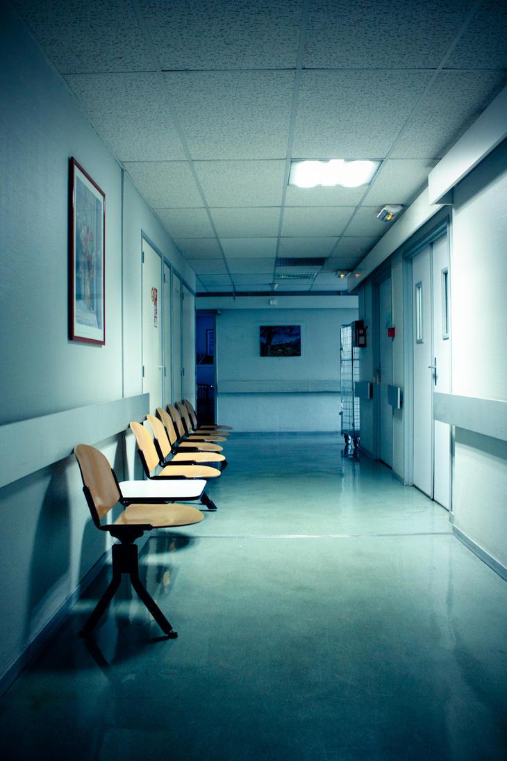 Hospital by deathtiny42