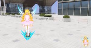 My OC - Spirit Maid Emika - Bio
