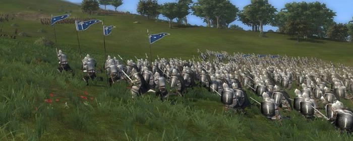 Gondorian Charge