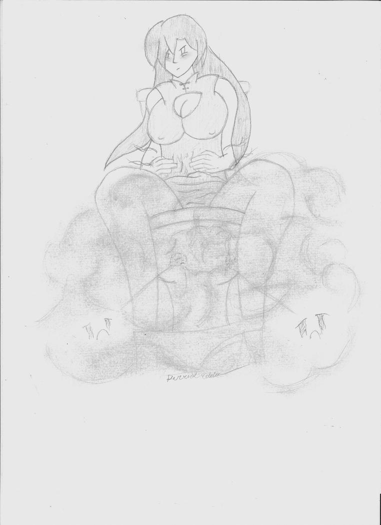 Min Li's stomach problem by coaster14