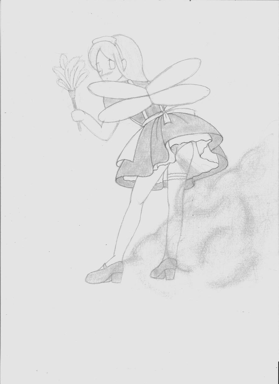 Yukiko farting by coaster14