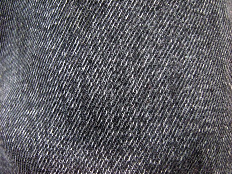 Black Jean Cloth Texture by surajram
