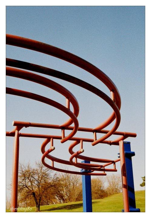 November Playground by silverlining86